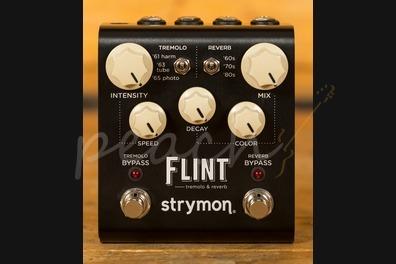 Strymon Flint Tremelo and Reverb