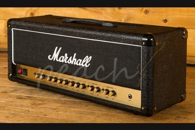 Marshall DSL100HR Dual Channel Head