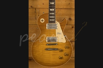 Gibson 60th Anniversary 1959 Les Paul Standard VOS Golden Poppy Burst