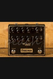 Friedman BE-OD Deluxe 2 Channel Overdrive