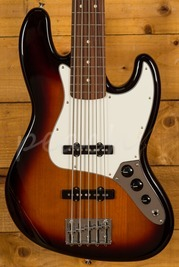 Fender Player Series Jazz Bass V Pau Ferro 3TSB