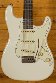 Schecter USA Custom Shop Nick Johnston Trad Atomic Snow Used