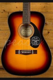 Fender CC-60S Concert Sized Acoustic Guitar