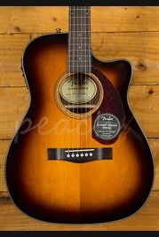 Fender CD-140sce with Hard Case