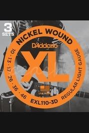 EXL110-3D 3-Pack Electric Reg Lite