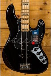 Fender American Elite Jazz Bass - Black