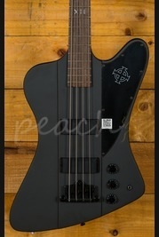 Epiphone Goth Thunderbird IV Bass Pitch Black