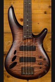 Ibanez SR30TH4-NNF 4 String Bass Natural Browned Burst Flat