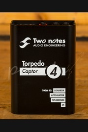 Two Notes Torpedo Captor Loadbox and DI