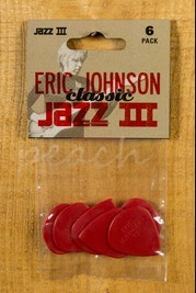 Jim Dunlop Eric Johnson Signature Jazz III Pick