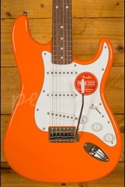 Squier Affinity Strat Maple Competition Orange