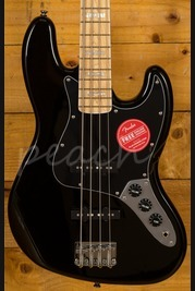 Squier Vintage Modified Jazz Bass '77 Maple Fingerboard Black