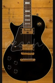 Epiphone Les Paul Custom Pro Left Handed - Ebony