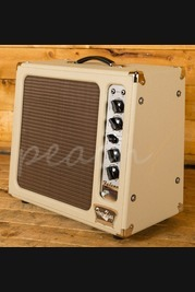 "Tone King Falcon 20 Watt 1x12"" Combo Cream"
