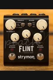 Strymon Flint Tremelo and Reverb
