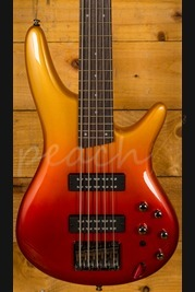 Ibanez SR305E-AFM 5 String Bass Autumn Fade Metallic