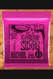Ernie Ball 7 String 9-52 Super Slinky