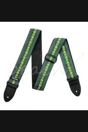 Jim Dunlop Guitar Strap USA Matrix Green
