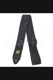 Ernie Ball Denim Strap Indigo Tanstitch
