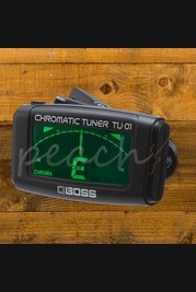Boss TU-01 Chromatic Headstock Tuner