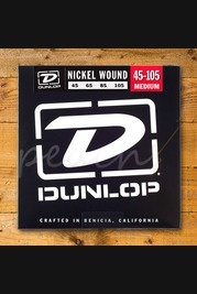 Dunlop Bass Nickel Wound 45 - 105