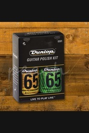 Jim Dunlop Formula 65 Wood Care Kit