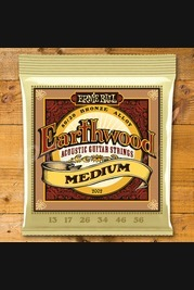 Ernie Ball Earthwood 13 - 56