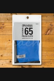 Jim Dunlop Platinum 65 Suede Microfiber Cloth