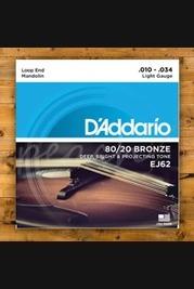 D'addario Mandolin Strings J62