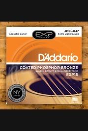 D'Addario Acoustic Strings