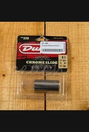 Jim Dunlop 228 Brass Chromed Slide