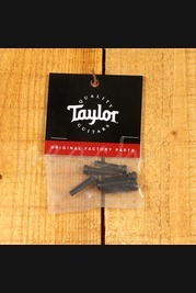 Taylor Ebony Bridge Pins Set of 6