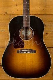 Gibson 2018 J-45 Standard Vintage Sunburst Left Handed