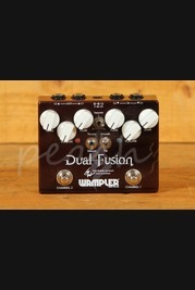 Wampler Dual Fusion Latest Version