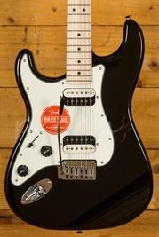 Squier Contemporary Stratocaster HH Left Handed Black Metallic