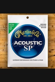 Martin SP 10-47 Extra Light 92/8 Phosphor Bronze