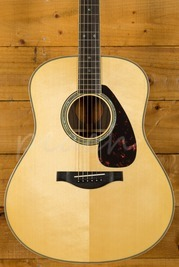 Yamaha LL16 ARE Acoustic Natural With Hard Gigbag
