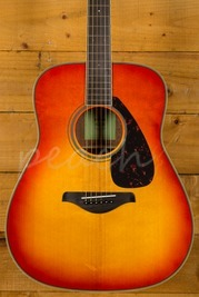 Yamaha FG820 Acoustic Autumn Burst