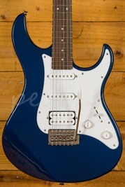 Yamaha Pacifica 012 Rosewood Dark Blue Metallic