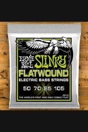 Ernie Ball Slinky Cobalt Flatwound Bass Regular 50-105
