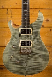 PRS SE 2018 Custom 24 Left Handed - Trampas Green