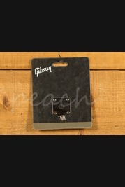 Gibson Plastic Jack Plate (Nickel)