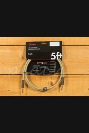 Fender Deluxe 5ft Instrument Cable Tweed