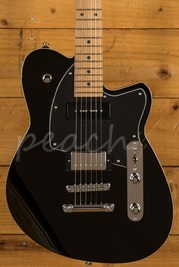 Reverend Double Agent OG - Midnight Black