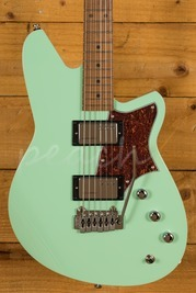 Reverend Descent W Baritone - Oceanside Green