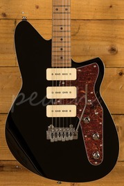 Reverend Jetstream 390 - Midnight Black