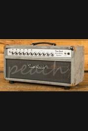 Two-Rock Silver Sterling Signature - 100/50 Watt Head