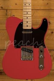 Fender Custom Shop 52 Tele NOS Fiesta Red