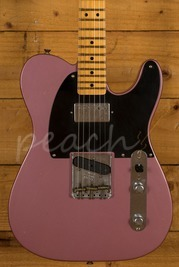 Fender Custom Shop 51 Nocaster Relic Burgundy Mist Metallic HS