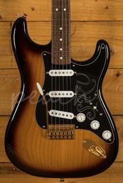 Fender Stevie Ray Vaughan Signature Strat 3 Colour Sunburst Used